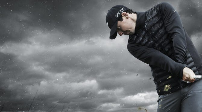 Style Guide - Warm Winter Golf Clothing