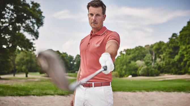 Hugo Boss 2016 - Spring Golf Clothing