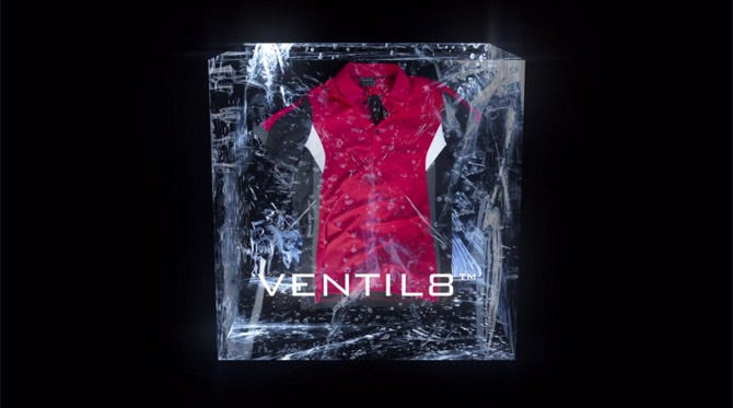 Galvin Green Ventil8 - Golf Clothing Technology 2016