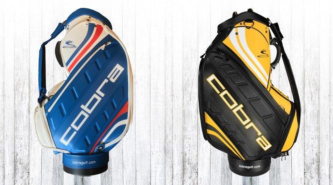 Cobra Major Edition Tour Golf Bags - Puma Golf 2016
