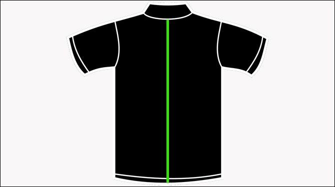 Golf-Shirt-Size-Guide-Rear-Length