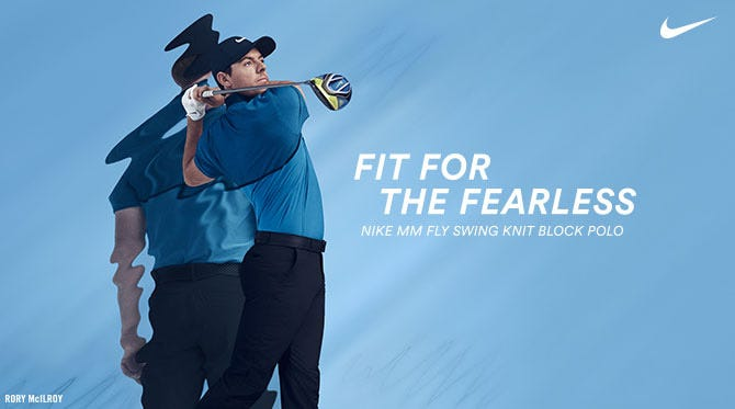 Rory McIlroy Open Scripts - Nike Clothing 2016