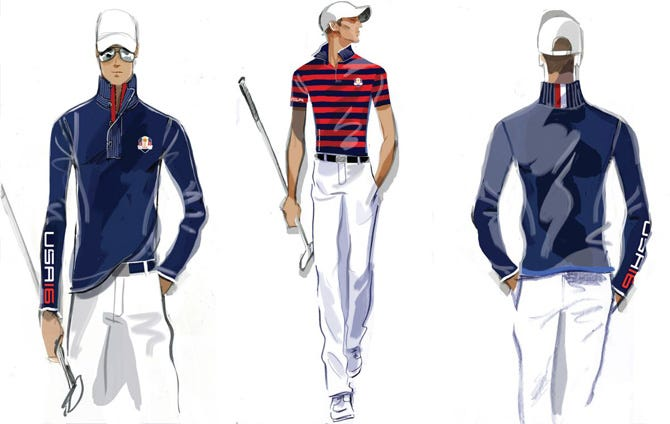 Ryder-Cup-Outfits-Team-USA-Saturday-2016