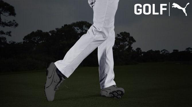 Puma Golf Trousers | NEW Fit & Fabric 2017