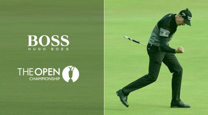 Hugo Boss Open Championship 2018 | Official Outfitters