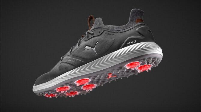 PUMA IGNITE PWRADAPT Golf Shoes   2018 Launch
