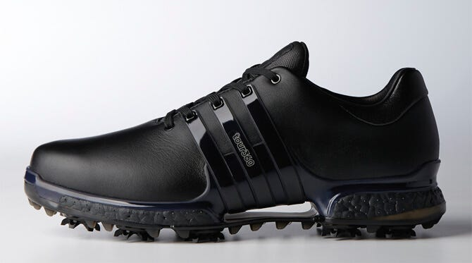 Adidas Triple Black Boost Golf Shoes | Where to Buy Limited ...