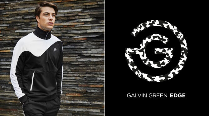 Galvin Green EDGE Look Book   Part One 2018