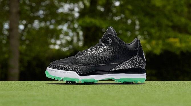 Nike Air Jordan III Golf Shoes   Where to Buy 2018