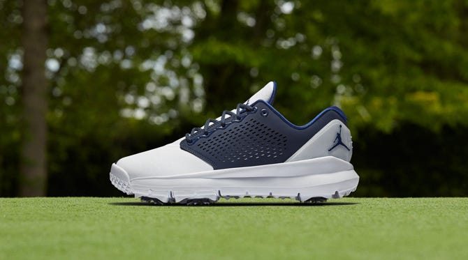 Air Jordan Trainer ST Golf Shoes | Where to Buy 2018 Colours
