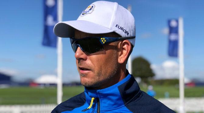 Henrik Stenson Ryder Cup | Signed Iceman Sunglasses 2018