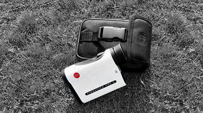 Leica Golf Rangefinder Review   Pinmaster II Pro 2018