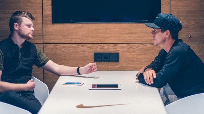 Thorbjorn Olesen Interview   Ryder Cup, Nike Golf & Footwear