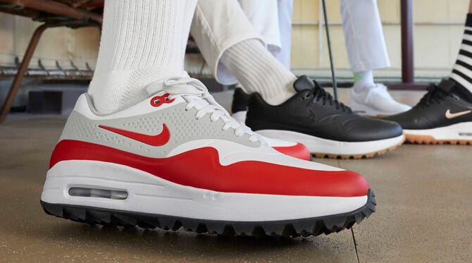 Nike Air Max 1 Golf Shoes | Where to Shop Online 2019