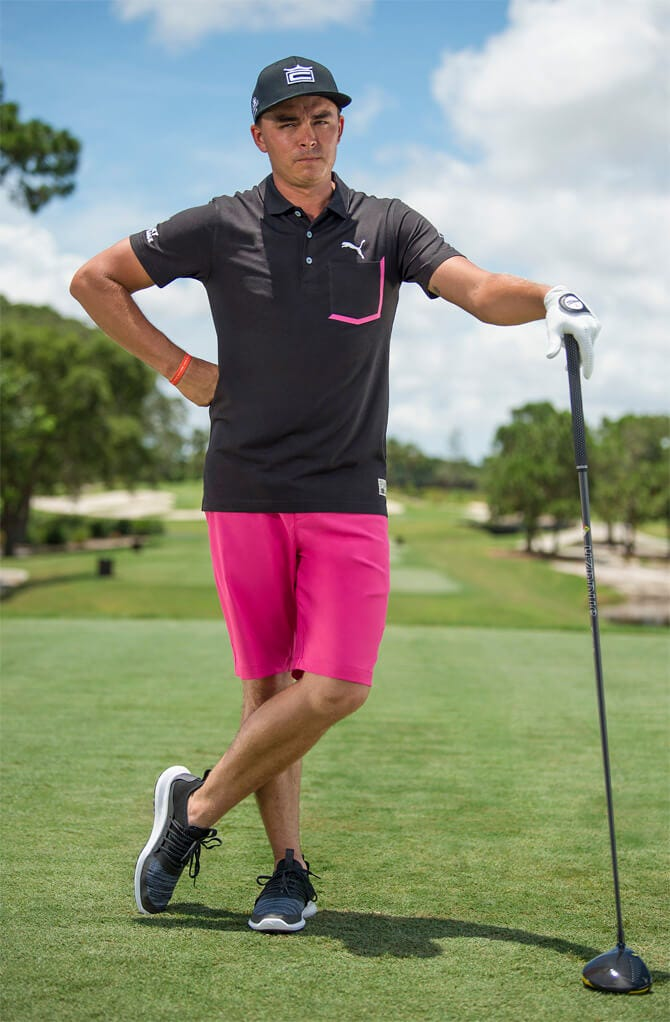 PUMA-Golf-Rickie-Fowler-Fuchsia-Pink-SS19