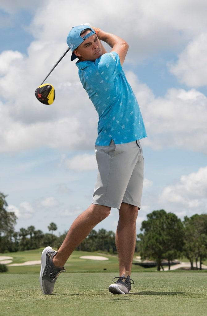 PUMA-Golf-Rickie-Fowler-Print-Polo-SS19