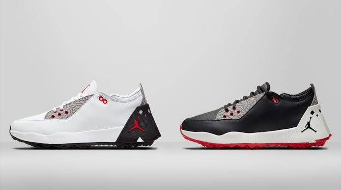 Spikeless Jordan Golf Shoes | Next Generation ADG 2