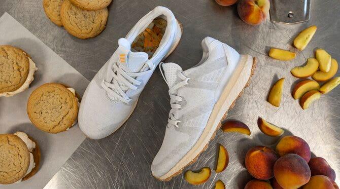 adidas Peach Ice Cream Sandwich Golf Shoes | Limited Edition
