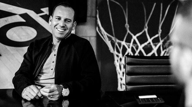Sergio Garcia | Exclusive Interview | adidas Fifth Avenue NYC