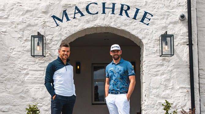 Machrie Golf Links Islay Experience   Galvin Green Competition