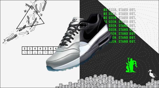 Nike Reflectivity Pack   Open Championship NRG Footwear 2019