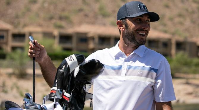 Max Homa Interview Exclusive | TravisMathew Golf