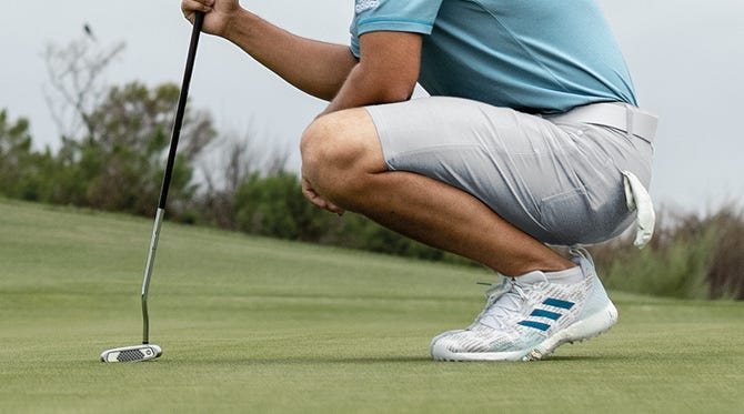 PRIMEBLUE by adidas | Recycled Plastic Golf Products