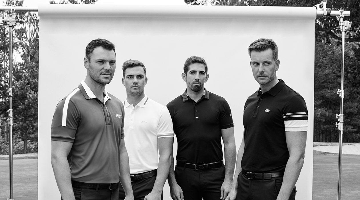 BOSS Golf Brand Ambassadors
