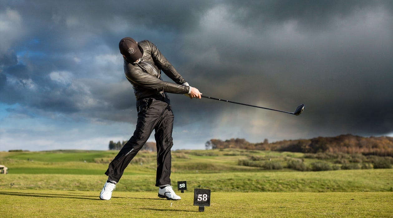 Galvin Green Shakedry Waterproof Golf Jackets