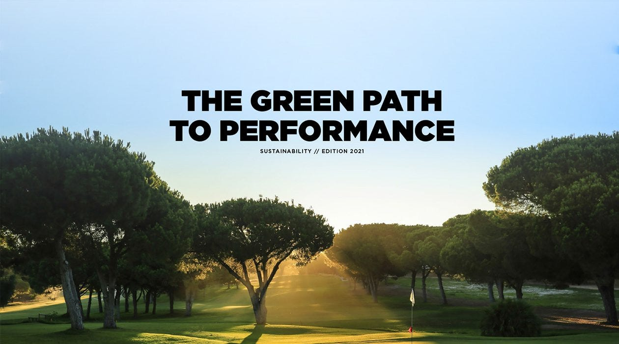 Sustainable Golf Wear by Galvin Green