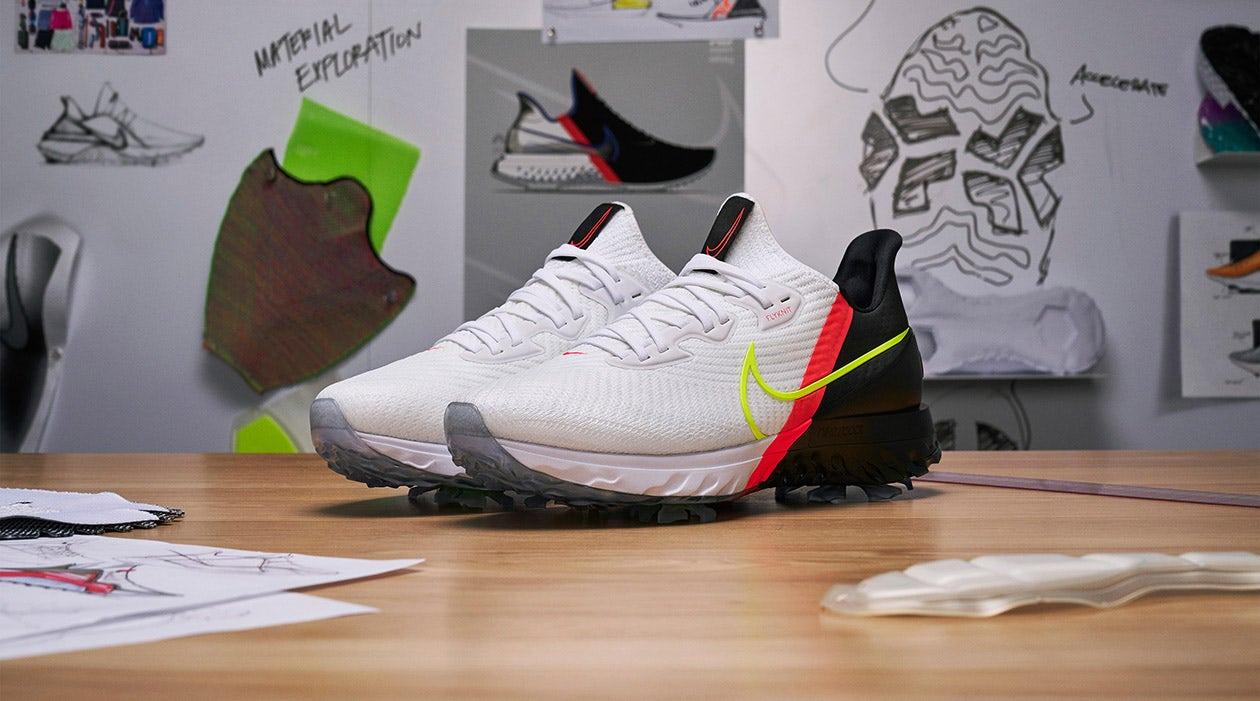 Nike Air Zoom Infinity Tour Golf Shoes Brooks Koepka