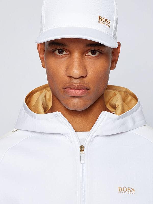 BOSS White Gold Logo Capsule