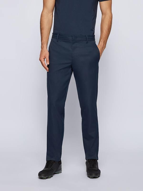 BOSS Spectre Golf Pants Navy