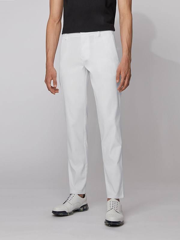 BOSS Golf Spectre Pants White