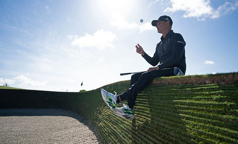 Claude Harmon Open Championship Golf Shoes