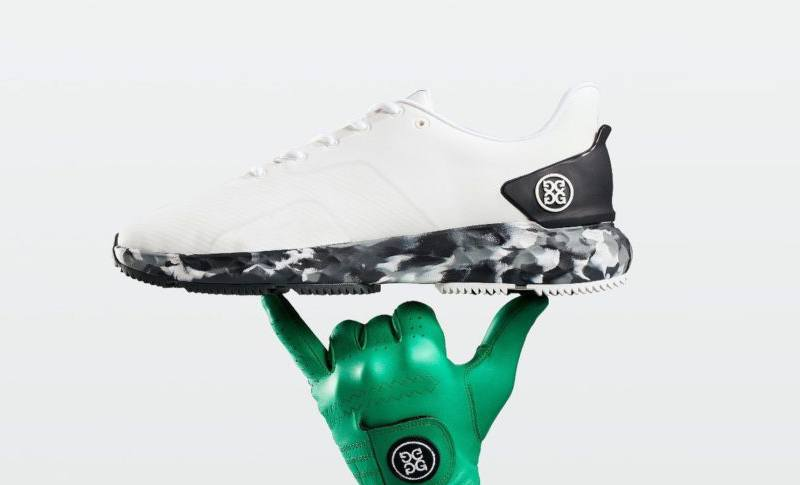 G Fore Camouflage Golf Shoes MG4 Plus