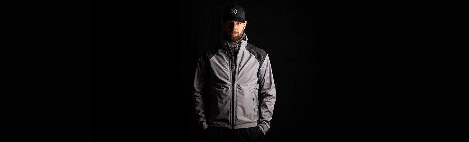 Galvin Green Action Waterproof C Knit Golf Jacket