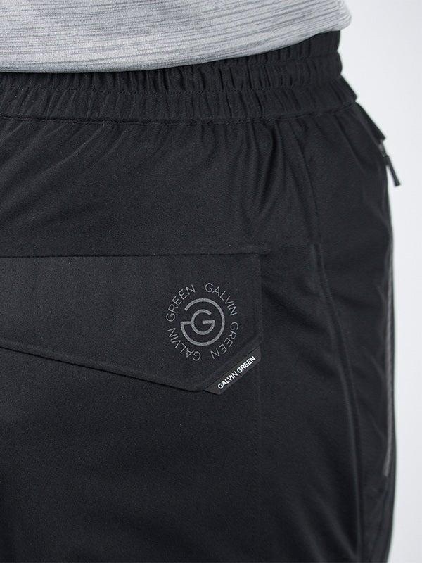 Galvin Green Alpha Waterproof C-Knit Trousers Black