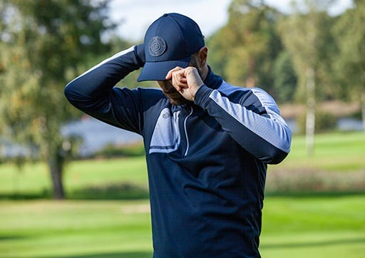 Galvin Green Golf Brand Page