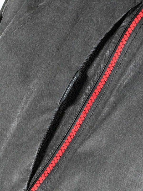 Galvin Green Shakedry Waterproof Jacket Red Zip