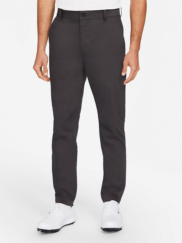 Slim Fit Golf Trousers Chino Pant Style Grey