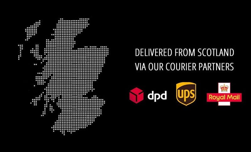 Golfposer Delivery Couriers