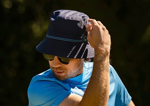 J Lindeberg Golf Brand Page