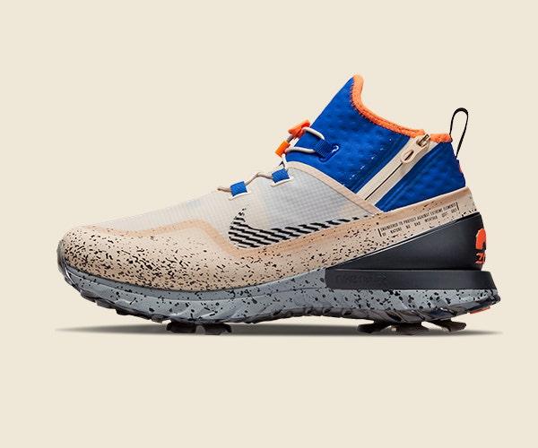 Nike Golf Shoes Rattan Birch Mowabb ACG Tinker Hatfield