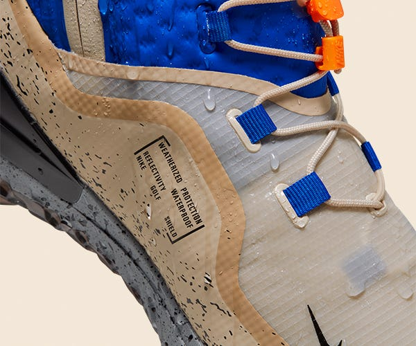 Nike Weatherized Protection Golf Shield Waterproof Shoes