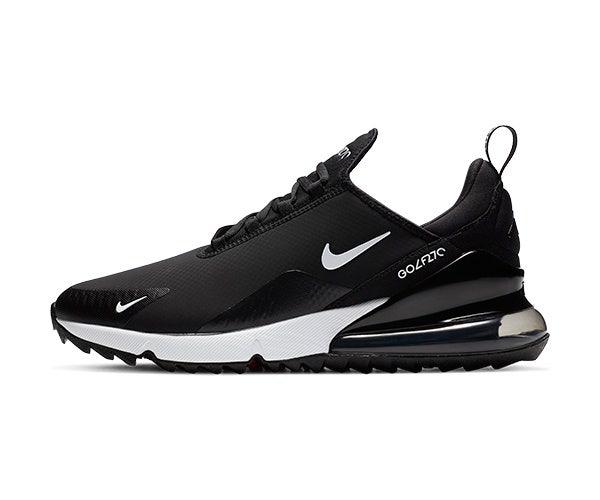 Nike Air Max 270 Golf Shoes Black