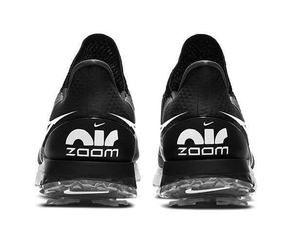Nike Air Zoom Infinity Tour Hacked Swoosh Black Rear