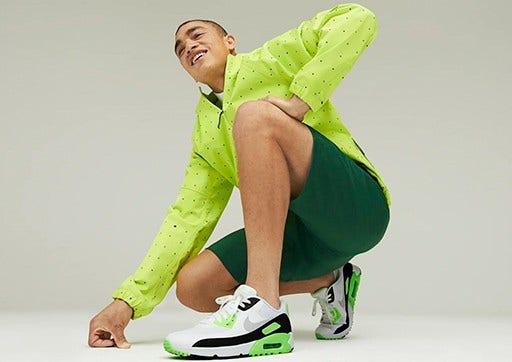 Nike Golf Brand Page