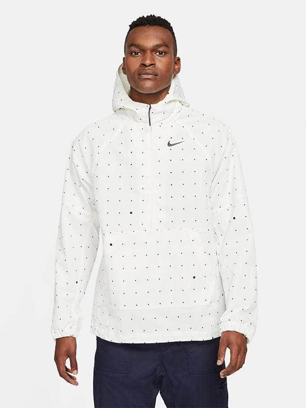 Nike Space Dot Repel Hoodie White