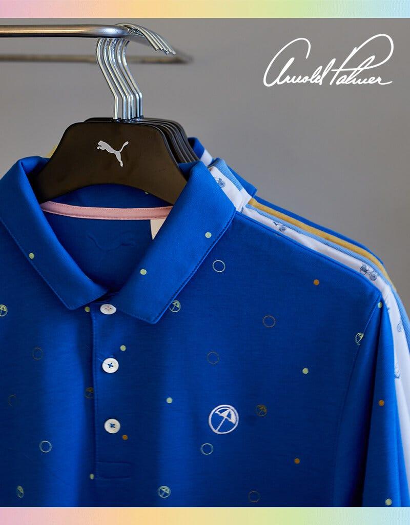 PUMA Arnold Palmer Golf Clothing 2021